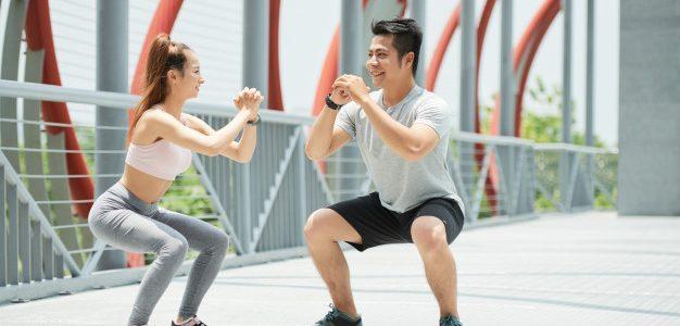 allenamento gambe calisthenics