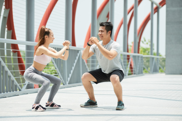Allenamento gambe con il calisthenics