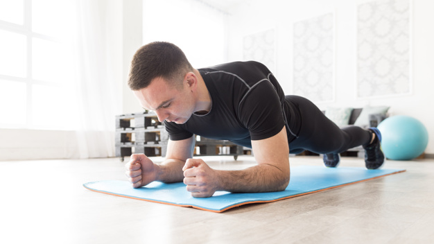 Plank: un ottimo esercizio per gli addominali