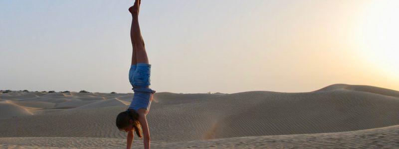 esercizi in verticale calisthenics